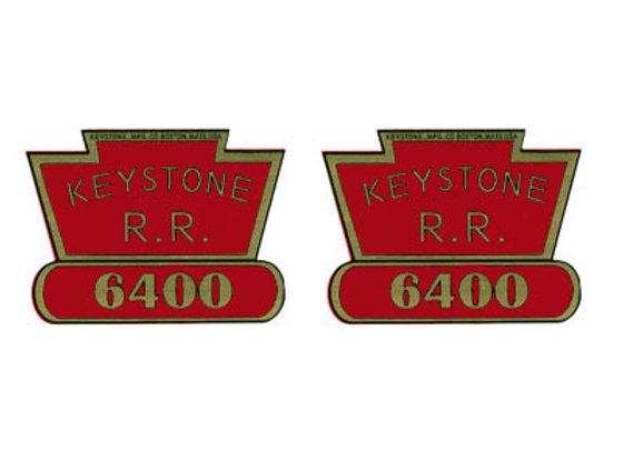 KEYSTONE R.R 6400