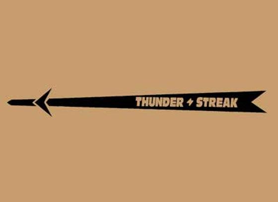 Thunder Streak Decals