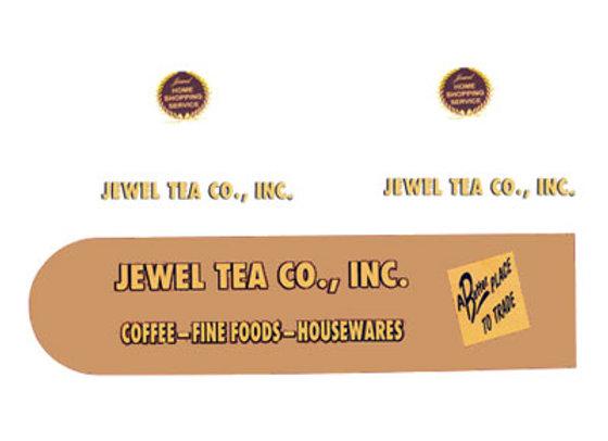 Tonka Jewel Tea Decals