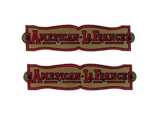 AMERICAN LA FRANCE