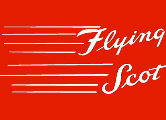Flying Scot Wagon Decals