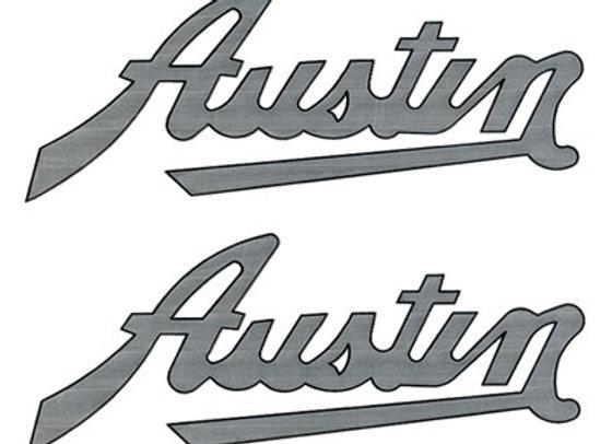 1949 Austin J40 Decals