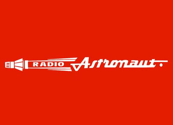 Radio Astronaut Wagon Decals