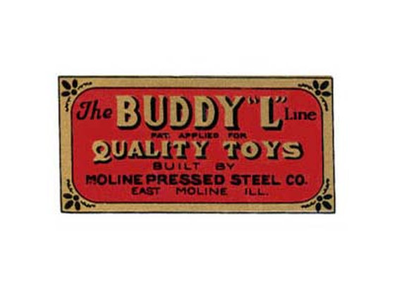 BUDDY L FLOOR PLATE