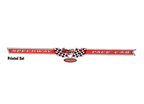 Murray Speedway Pace Car