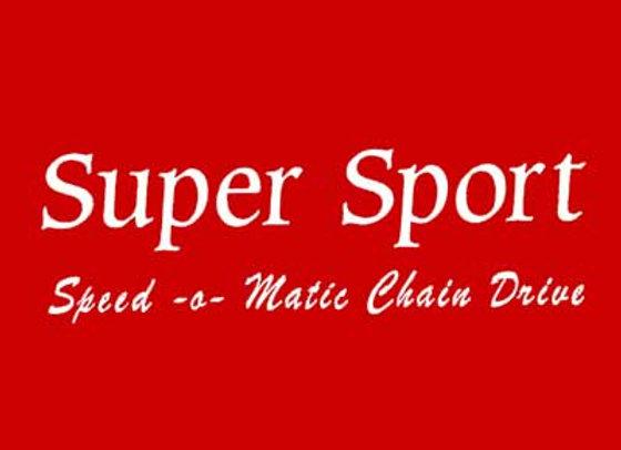 Super Sport  Decals