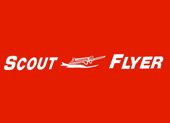 Scout Flyer Wagon Decals