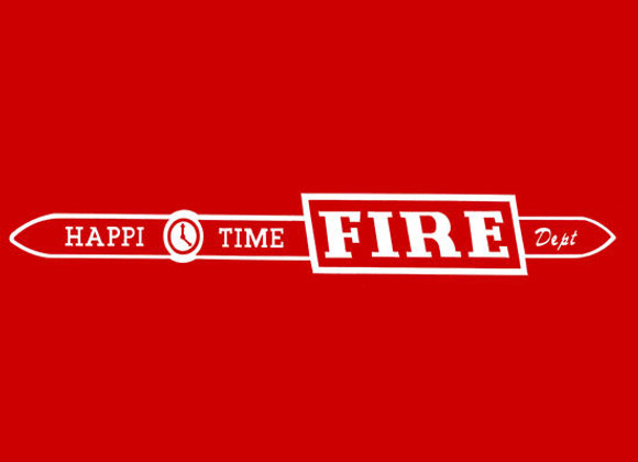 HAPPI-TIME FIRE DECALS