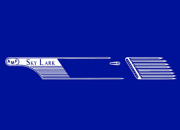 AMF Sky Lark Decals