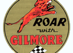 Roar With Gilmore Decals