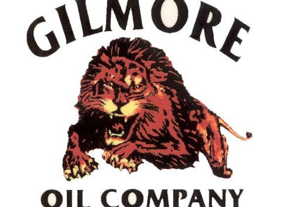 Gilmore Oil Company Decals