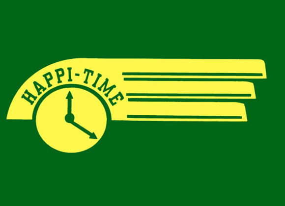 HAPPI-TIME JEEP DECALS