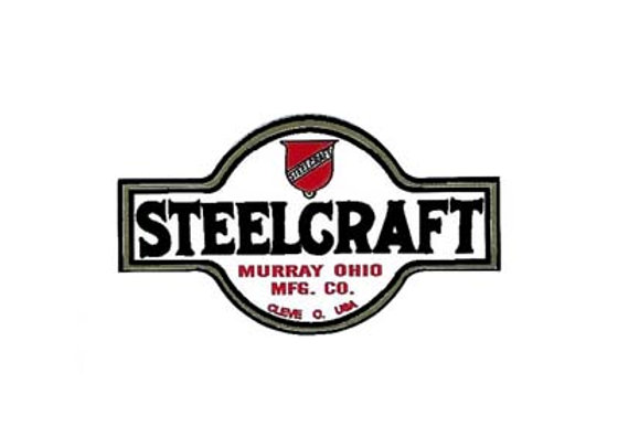 STEELCRAFT SEAT LABEL