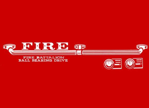 FIRE BATTALION DECAL SET
