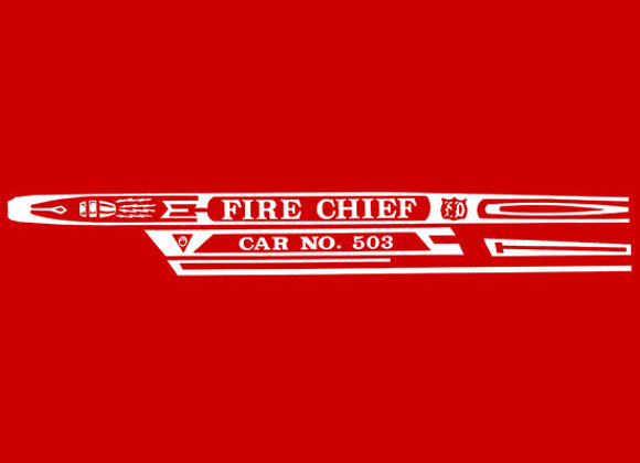 AMF FIRE CHIEF 503