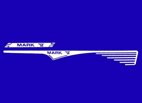 Garton Mark V decals 1961