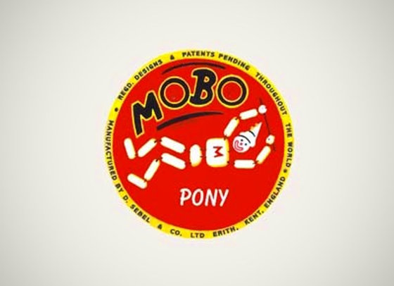Mobo Pony Chest Decals