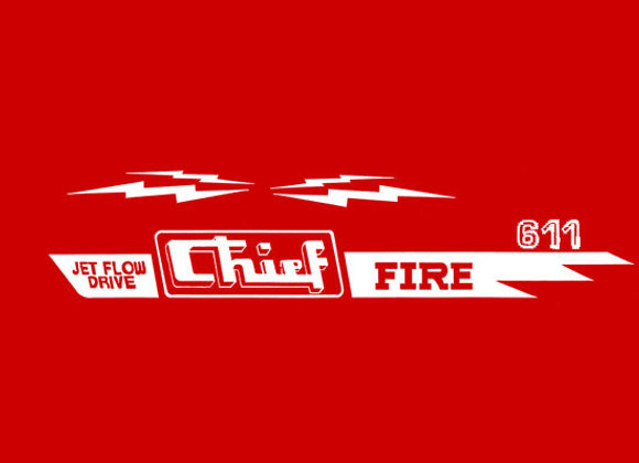 FIRE CHIEF 611
