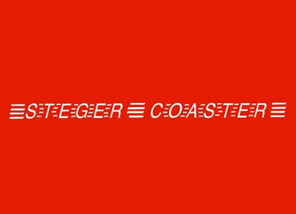Steger Coaster Wagon decals