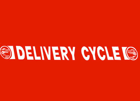 Delivery Cycle Wagon decals