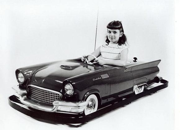 1955-57 Thunderbird Jr. Power Car Decal Set