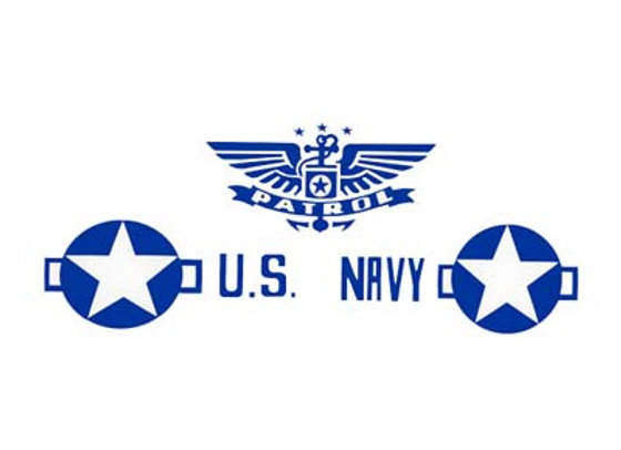 copy of MURRAY US NAVY PATROL PLANE DECALS