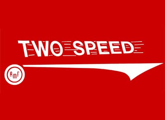 AMF TWO SPEED PEDAL TRACTOR DECALS