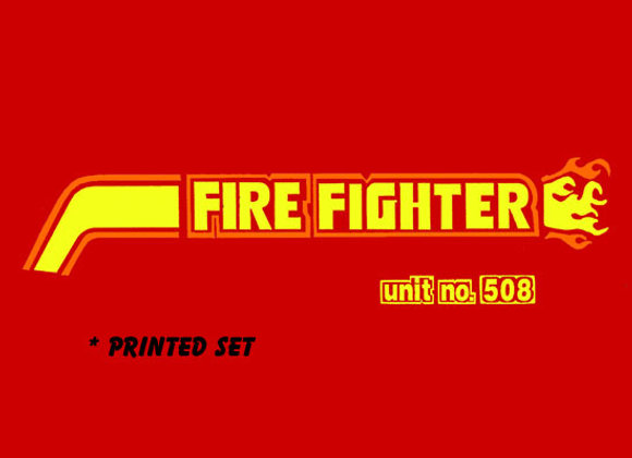 FIRE FIGHTER 508