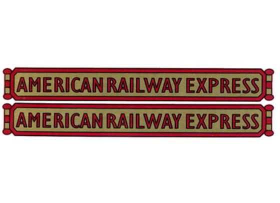 STURDITOY AMERICAN RAILWAY EXPRESS