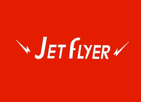 Jet Flyer Wagon Decals