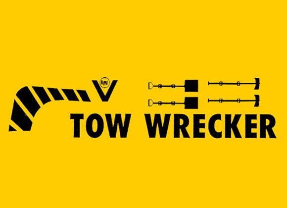 TOW WRECKER PEDAL TRUCK