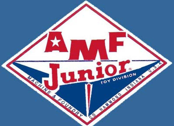 AMF Junior Headbadge