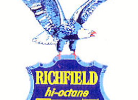 Richfield Decal