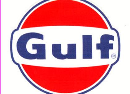 Gulf Decal Set