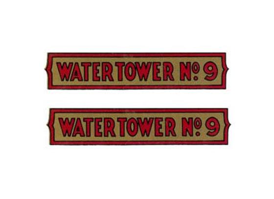 STURDITOY WATER TOWER NO.9