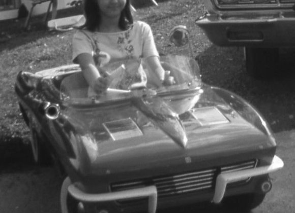 Barry ToyCraft Corvette Jr. Decals