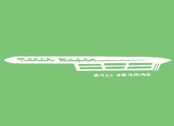 Murray Ranch Wagon Decals