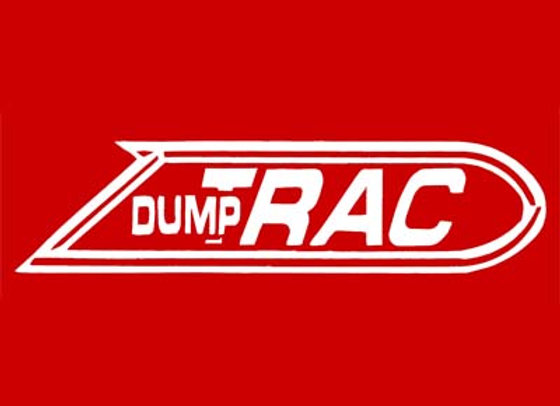 DUMP TRAC TRACTOR TRAILER DECALS