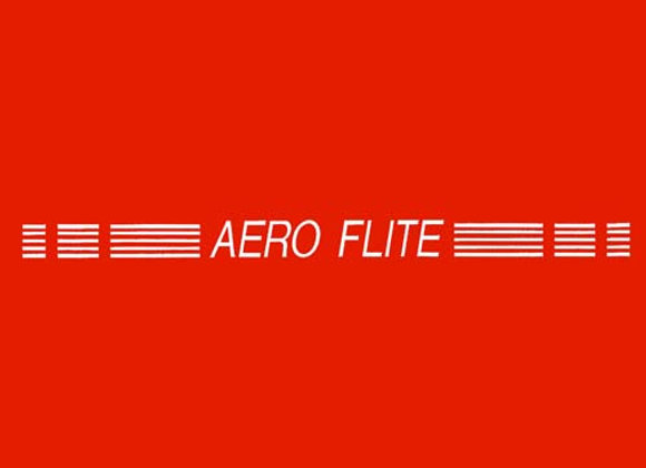 Aero Flite Wagon Decals