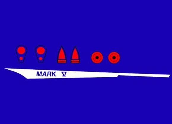 Garton Mark V decals