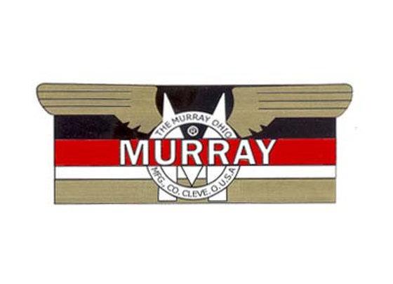 Murray Headbadge Decal