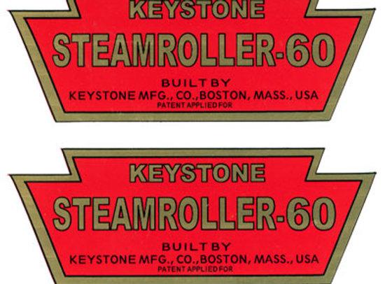 KEYSTONE STEAMROLLER-60