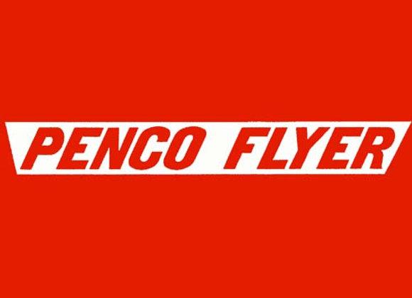 Penco Flyer Wagon Decals