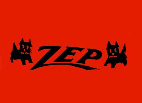 Zep Wagon Decals