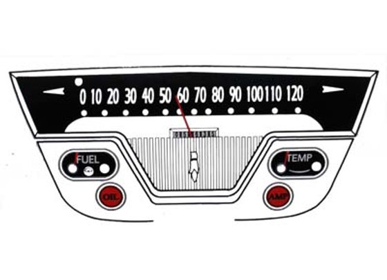 Plymouth Fury Jr. Dash '59