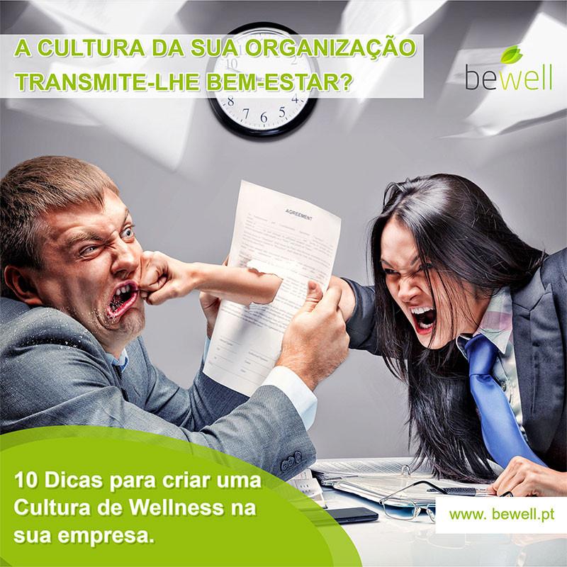 Cultura de Wellness Empresarial   Bewell Portugal