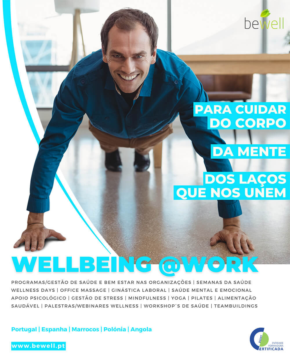 Wellbeing @ Work