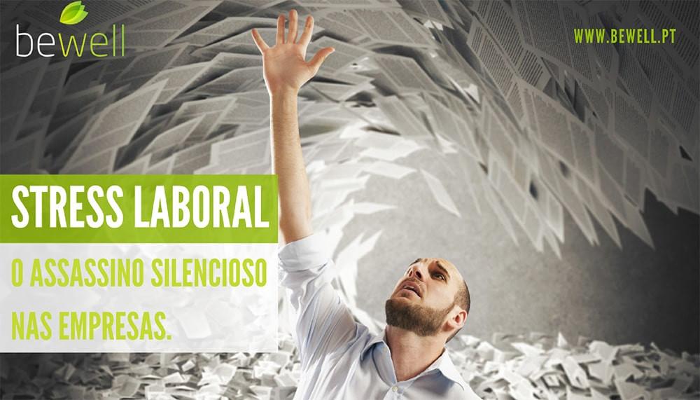 stress laboral bewell Portugal