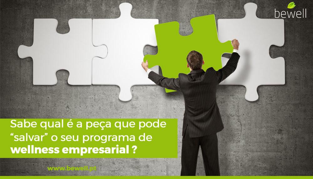 Programa Wellness Empresarial Bewell Portugal