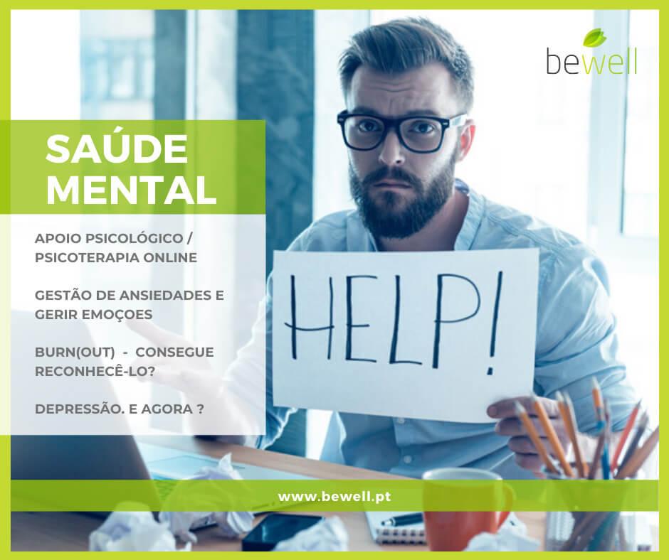 Saúde Mental nas Organizações